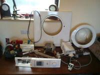 Bosch exxcel 7 washing machine parts