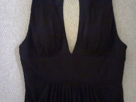 Get ready for the party ! Boutique bought black dress size 10