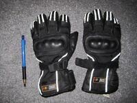 Motorcycle gloves - kids - size M
