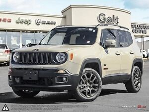 2016 Jeep Renegade NORTH   KEYLESS IGNITION   BACK UP CAM  