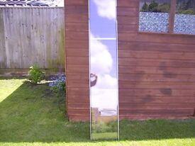 Double Glazed Glass 360mm x 1980mm