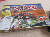 Electronic Monopoly.