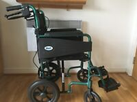 Almost New Wheel Chair