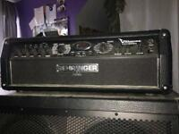 Behringer Head and Cab