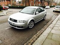 Audi A4 1.8 turbo s line 2004 manual very good condition