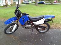 Ajs 125 motorbike same as gy125 taxed and mot ride away £495 ono