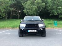Range rover sport 2.7 diesel MOT very low mileage only 69,000 on the clock very good condition