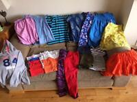 Clothing Girls summer 10-11 yrs