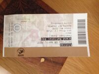 Grand National Aintree 8th April, Festival Zone x2 tickets