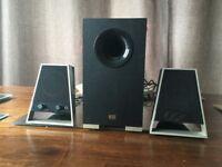 Altec Lansing VS2621 Speakers