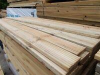 Timber Decking 4.8m lengths