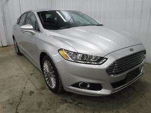 2016 Ford Fusion Titanium Remote Start Leather Sunroof
