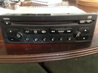Clarion PU-2471A(J) Car Stereo - CD player