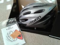 Giro Cycle Helmet - Unused with box and instructions