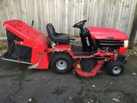 WESTWOOD T1800 RIDE ON MOWER 48 INCH DECK WITH GRASSBOX