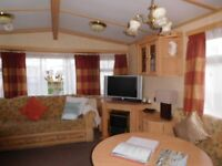 CARAVAN FOR HIRE RED LION ARBROATH - SLEEPS UP TO 4 ONLY.