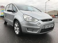 Ford S-MAX TDCI excellent condition service history large 7 seater