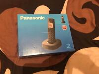 Panasonic Home phone brand new nuisance call block