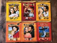 Rodgers & Hammerstein DVD collection