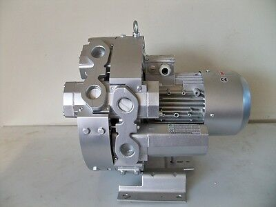 Regenerative Blower 5.0hp 62cfm 340h2o Press 220480v3ph Side Channel Blower
