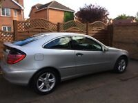 Mercedes C200K Special Edition Coupe 2004