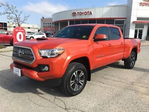 2016 Toyota Tacoma TRD SPORT, 4X4 DOUBLE CAB