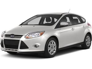 2013 Ford Focus SE ONE OWNER & LOW KILOMETRES