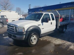 2007 Ford Super Duty F-550 DRW XLT **Diesel** A1