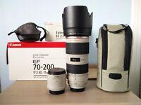 Canon 70-200 f2.8 IS II USM