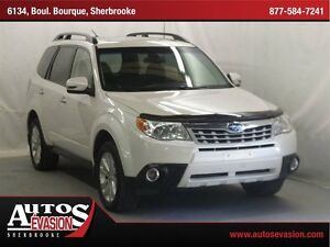 2013 Subaru Forester 2.5X AWD Limited Package + CUIR + TOIT PANO