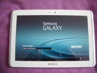 Samsung Galaxy tablet 2.