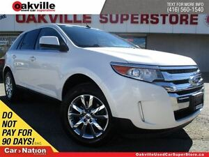 2011 Ford Edge LIMITED | ACCIDENT FREE | SONY SOUND SYSTEM | OPE