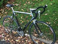 Giant Cadex CFR-2 Road Bike. Carbon Fibre Frame.