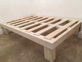 Bed frame & Mattress, Special Size! 6ft by 4ft