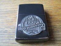 Zippo lighter 60th Anniversary