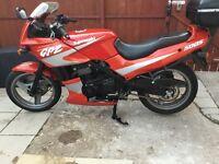 Kawasaki GPZ500S - Red