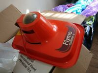 Flymo electric lawnmower (£10)