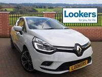 Renault Clio DYNAMIQUE S NAV DCI (white) 2017-03-31