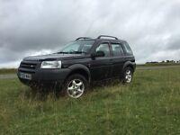 Land Rover Freelander Deisel - Auto transmission