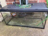 160L fish tank
