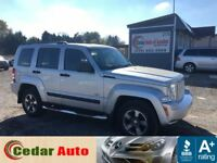 2008 Jeep Liberty Sport 4x4 London Ontario Preview