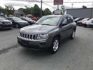 2011 Jeep Compass Sport/North (Only $129 bi weekly, OAC, $0 d...