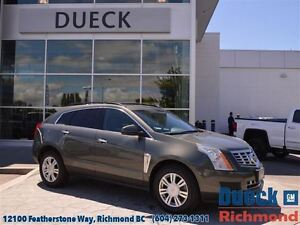 2013 Cadillac SRX Leather Collection Accident Free - ONE Owner -