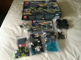 LEGO 70169 Ultra Agents Stealth Patrol Set (Used) Collect Only