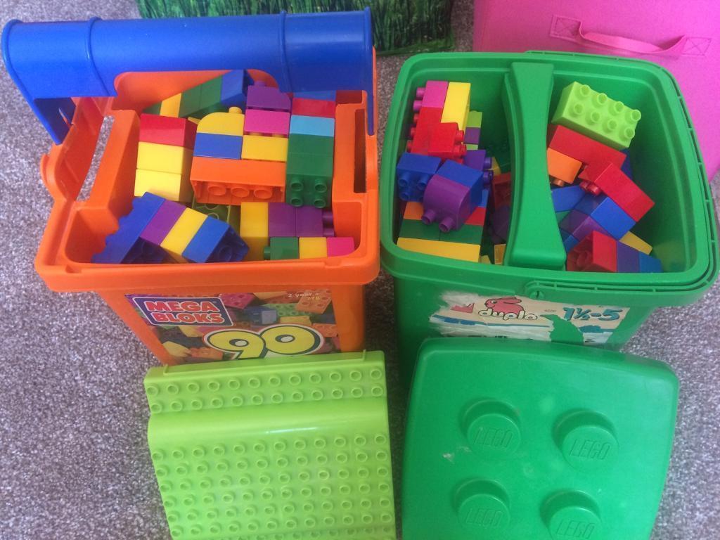 Small mega blocks