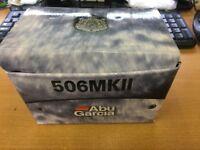 ABU GARCIA 506 MKII FISHING REEL-NEW-BOXED