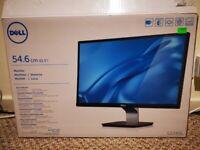 21,5 1080p Dell Monitor