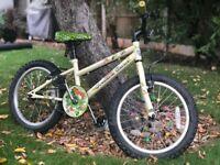 Girls apollo bicycle