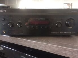 Sony hdmi amplifier