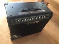 line 6 spider 111 75 watt amp Mint condition